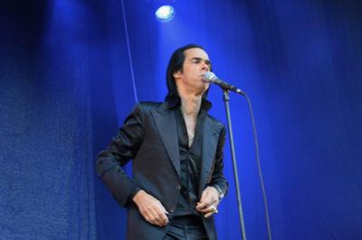 Rå, forførende og energisk Nick Cave