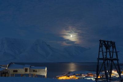 Kulturbyen ved Nordpolen