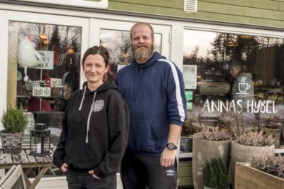 Annas hybel på Fjellstrand vil bli kulturscene