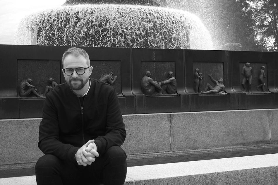 Jarle Strømmodden er direktør ved Vigeland_Museet.