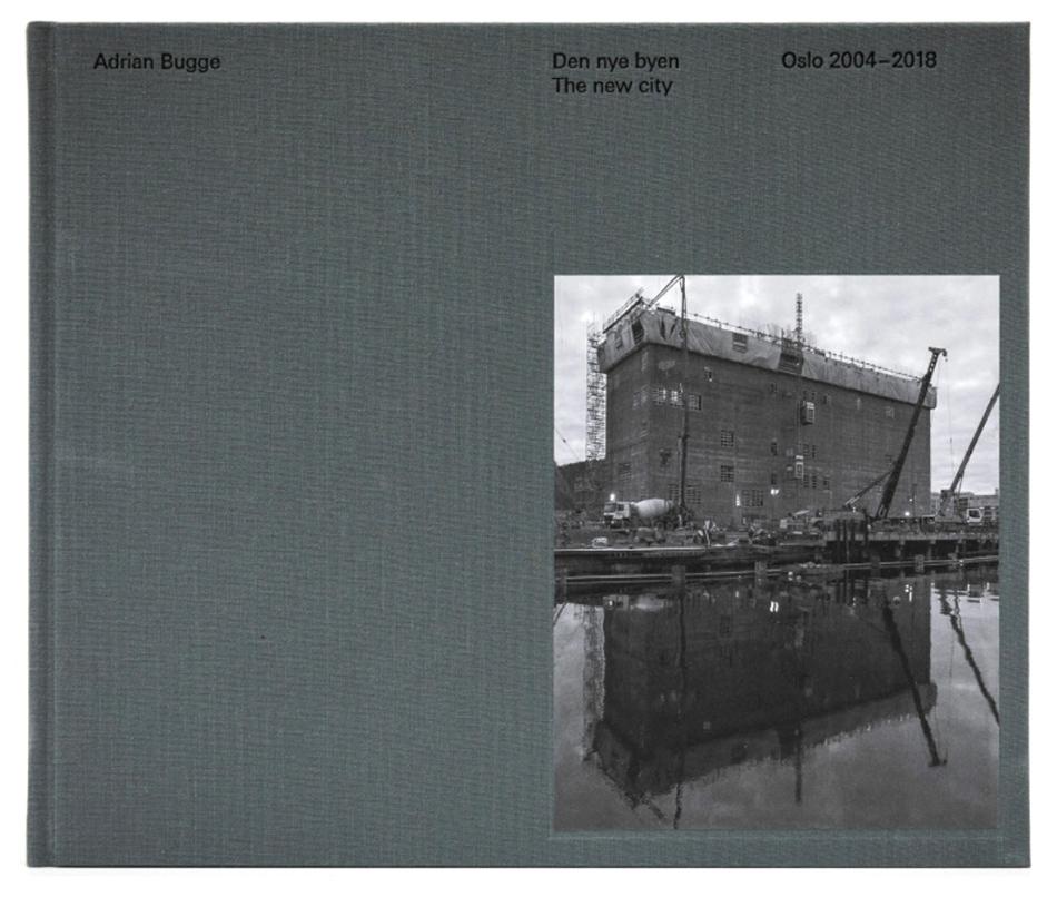 Adrian Bugge fulgte utviklingen av Fjordbyen over flere år.