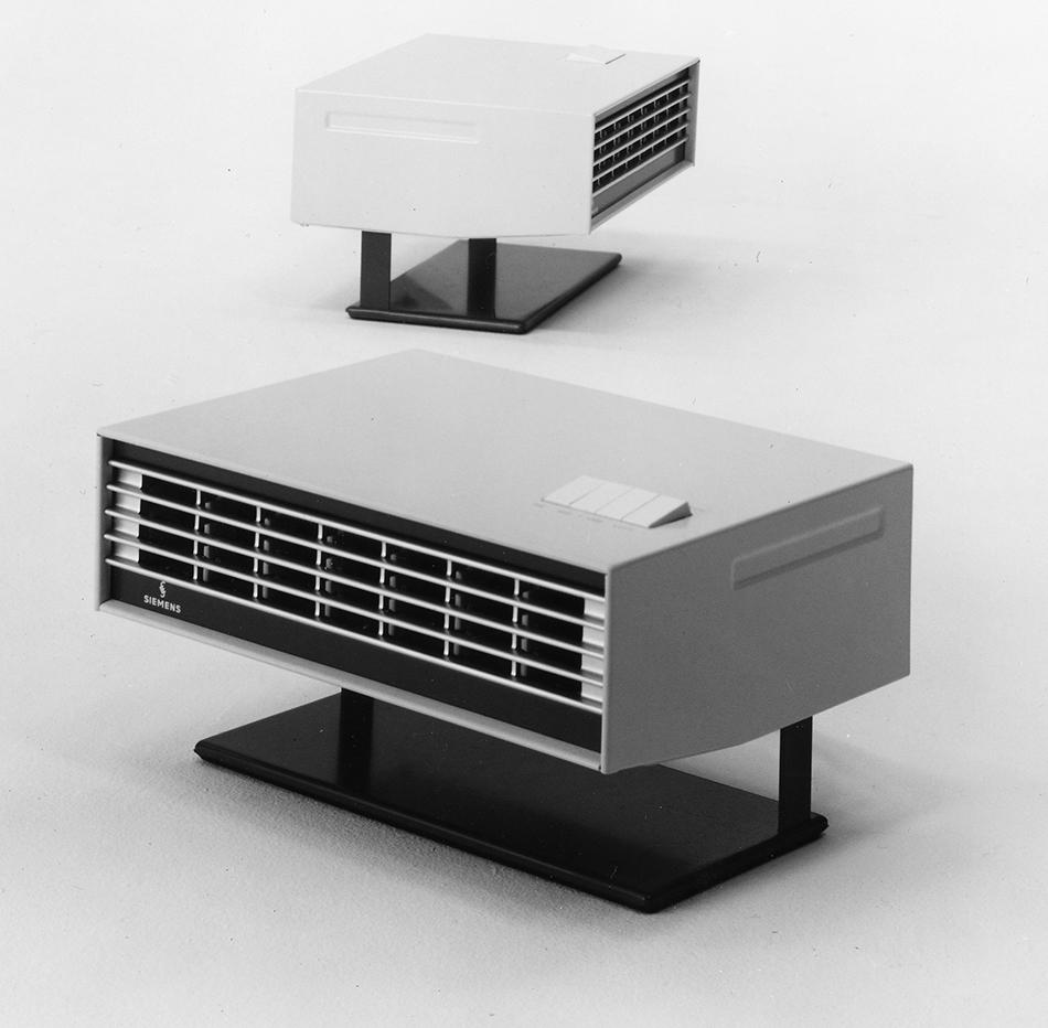 Birger Dahls VV5 produsert av Siemens Norge ble tildelt Merket for god design i 1966