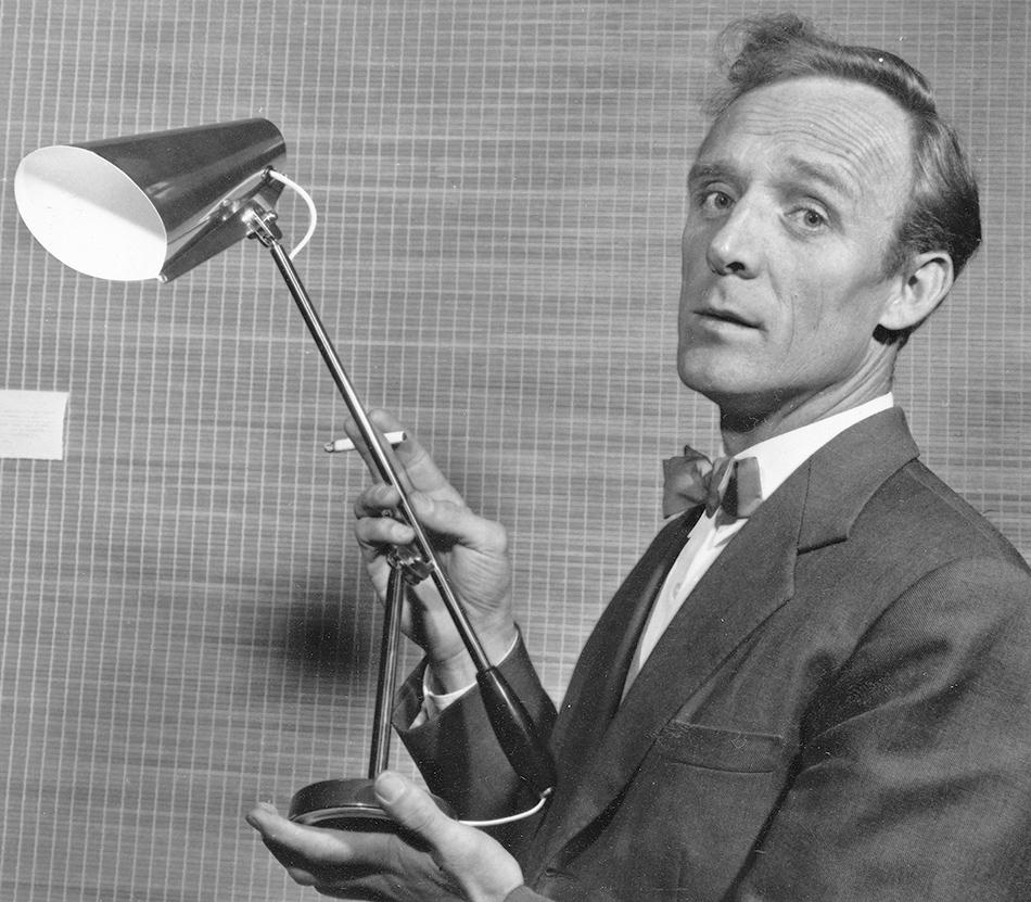 Birger Dahl underviste på Statens håndverks- og kunstindustriskole.