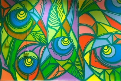 Rodrigo V. Lisboa er graffitikunstner