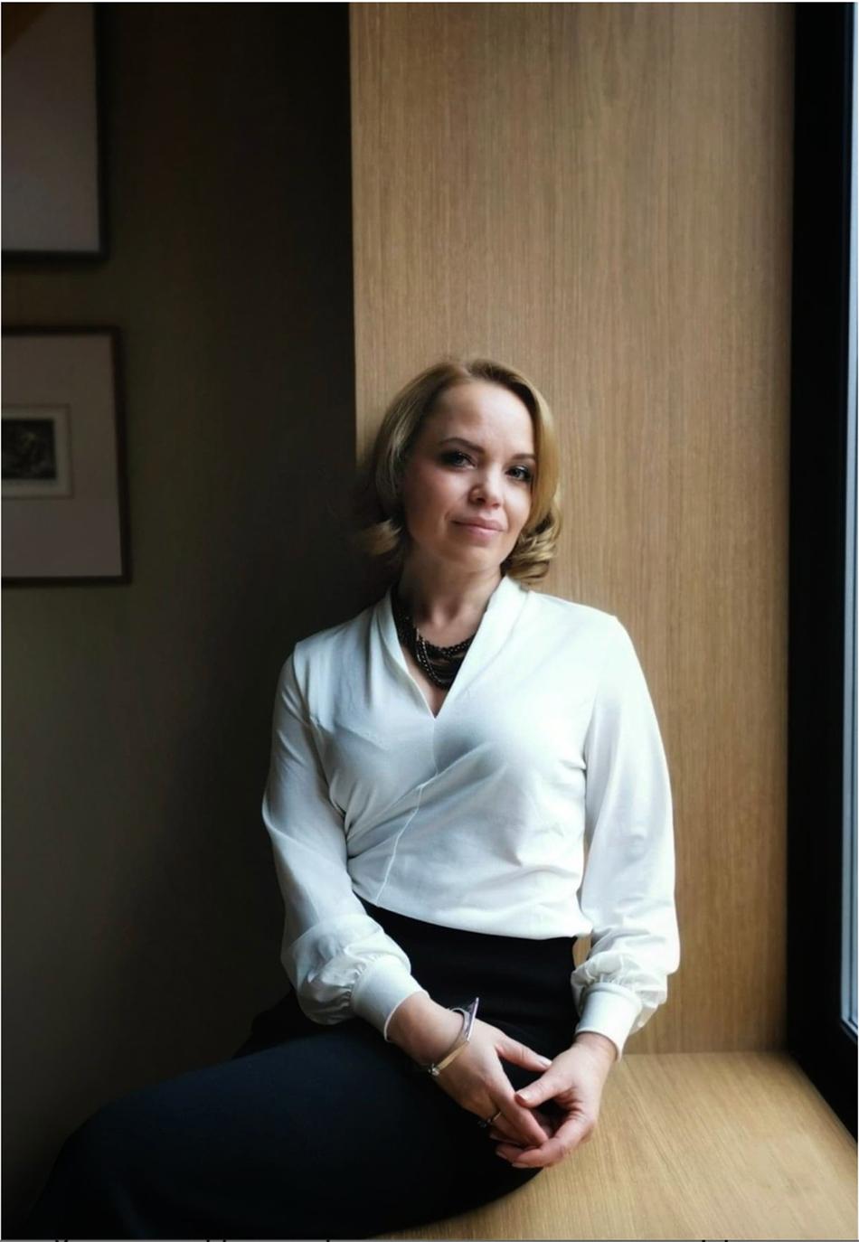 Ksenia Stanishevski er designeren bak Volver Studios