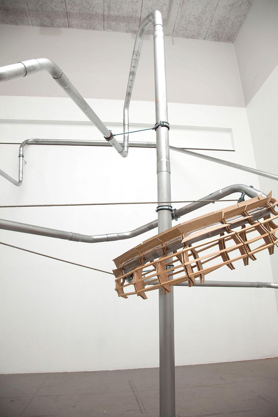 På Trafo kunsthall står utstillingen Industri frem til 7. februar 2021.