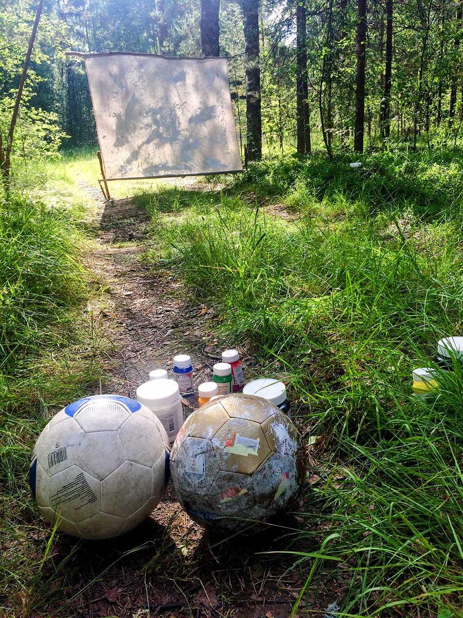 Marte Bjørndal, The Art of Goalgetting, 2018.