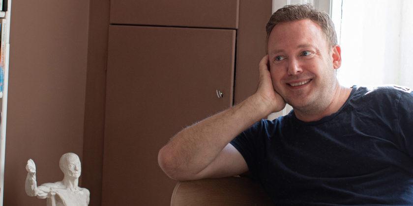 Ove Rogne er møbelgründer og daglig leder i Northern