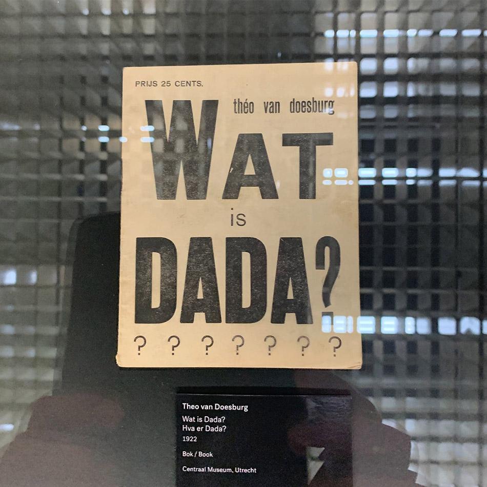 Christin Kristoffersen er stor fan av dadaistisk kunst.