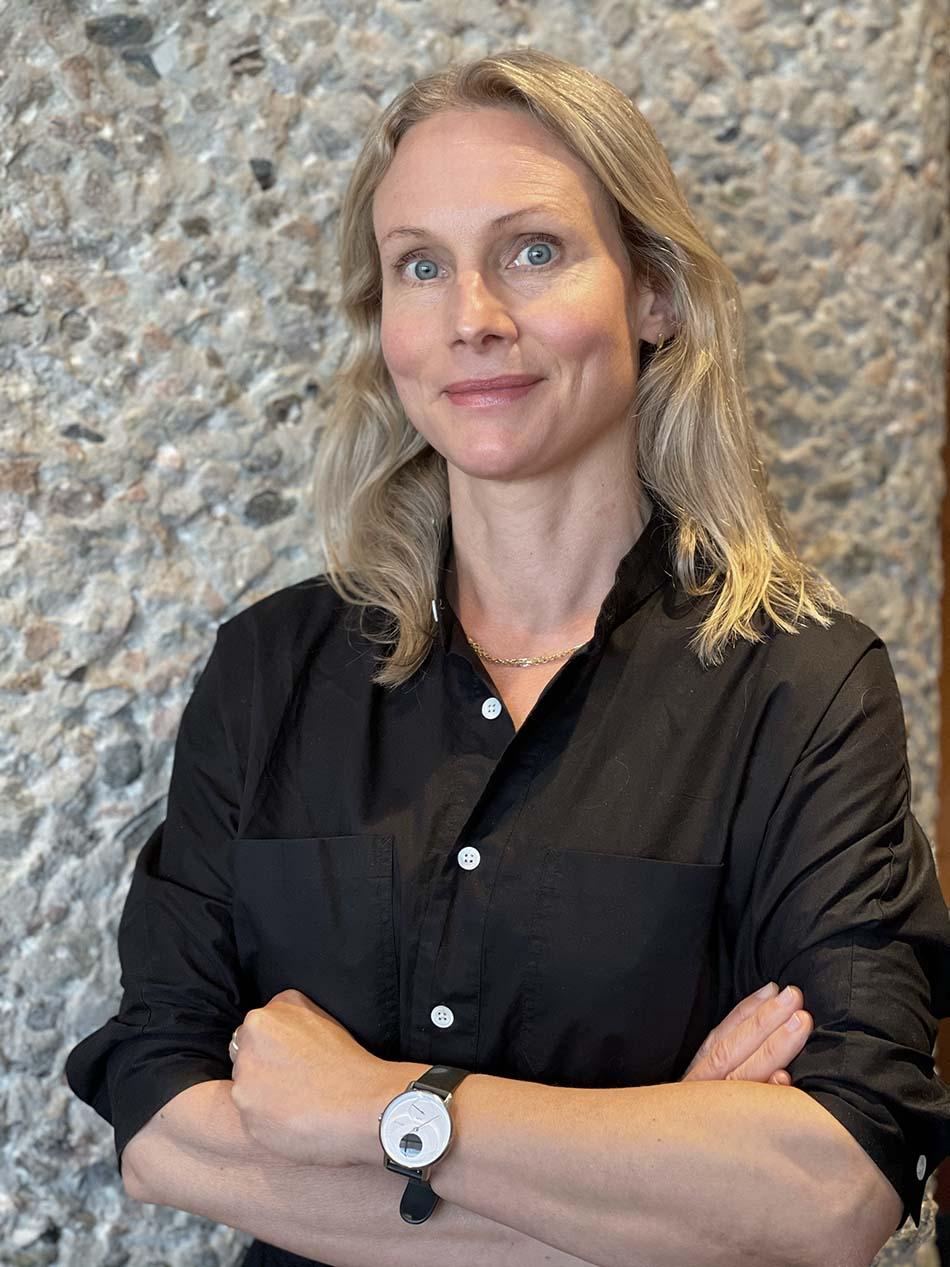 Kurator for fotografi og nye medier ved Henie Onstad Kunstsenter, Susanne Østby Sæther.